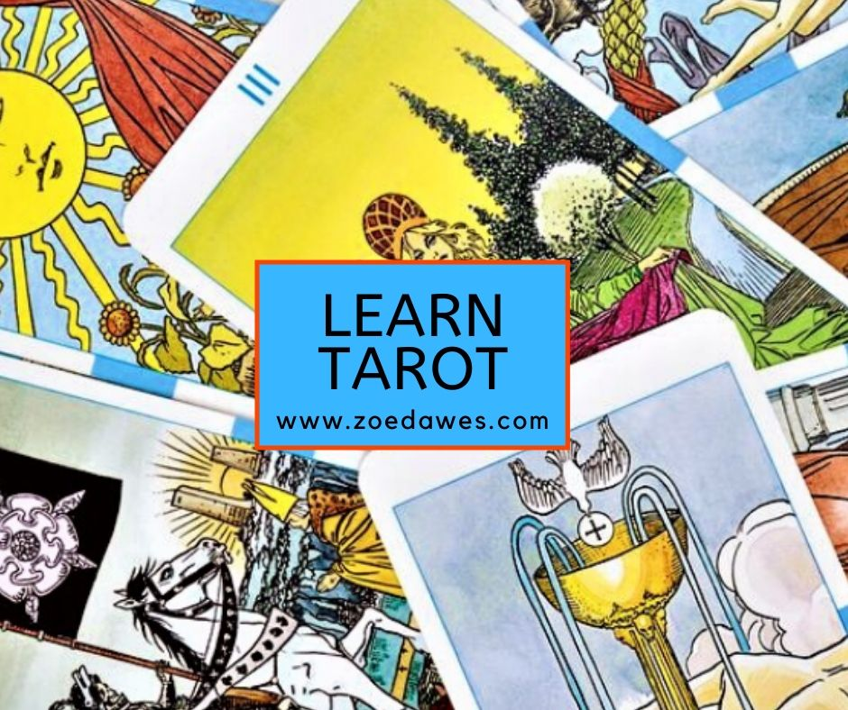 Learn Tarot with Zoe aka Quirky Coach