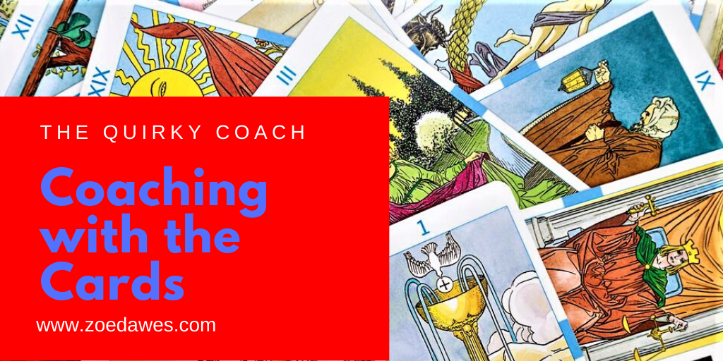 Coaching with Cards - Zoe Dawes aka The Quirky Coach