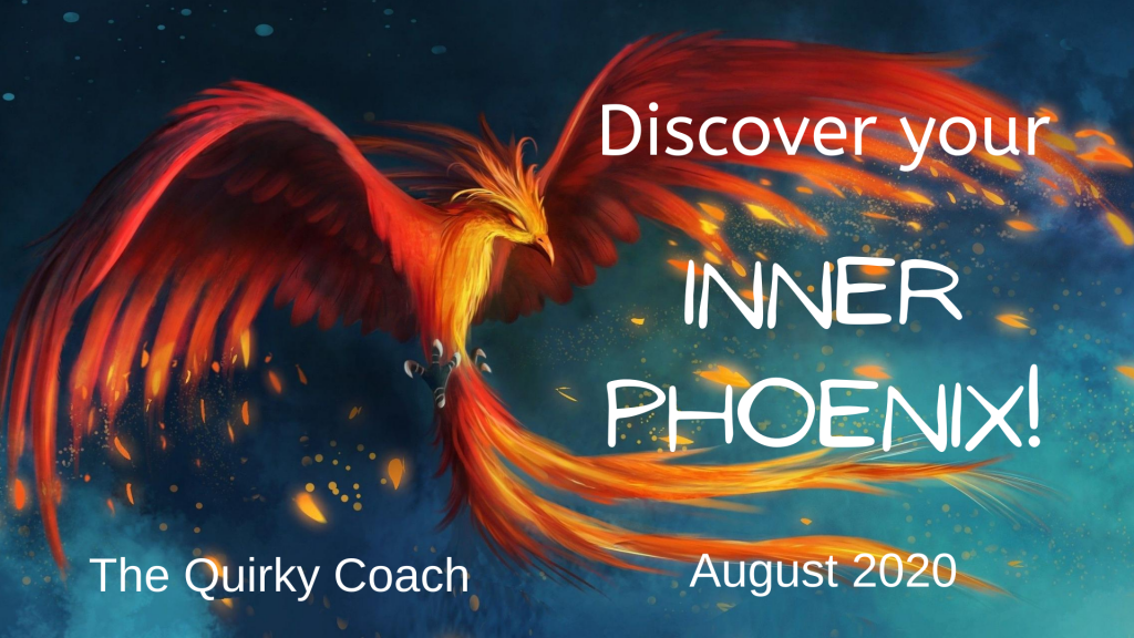 Discover your Inner Phoenix with The Quirky Coach