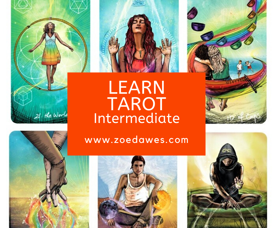 Learn Tarot Intermediate Course