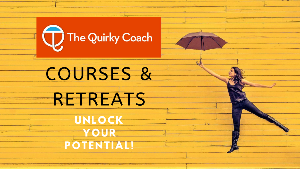 The Quirky Coach courses and retreats
