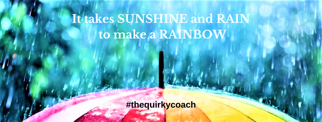 The Rainbow - Life Coaching with Zoe Dawes aka the Quirky Coach